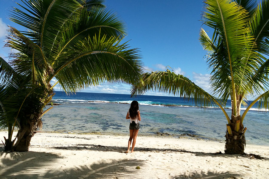 Tonga beautiful nature